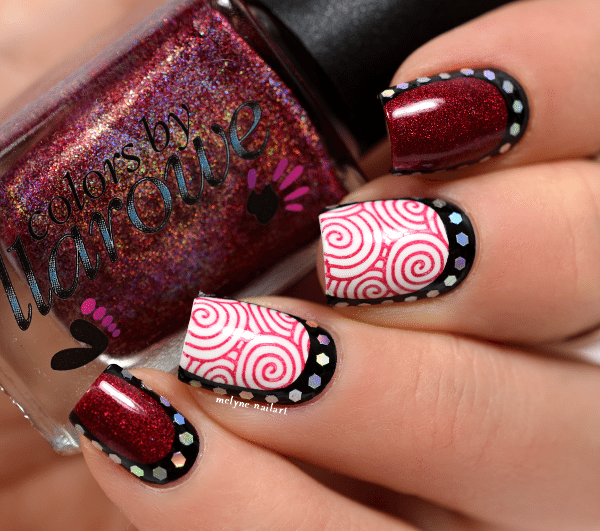 nail-art-ruffian-pailletc3a9e-et-stamping-mighty-red-baron-by-cbl-3-bmodish