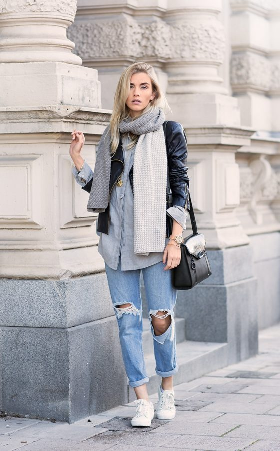 casual cozy fall fashion bmodish