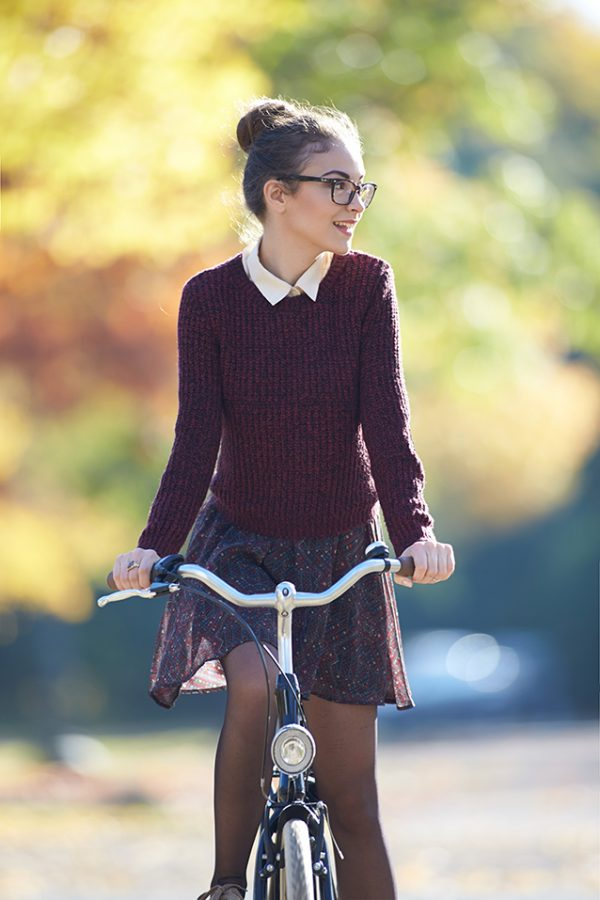 cute preppy outfit for fall bmodish