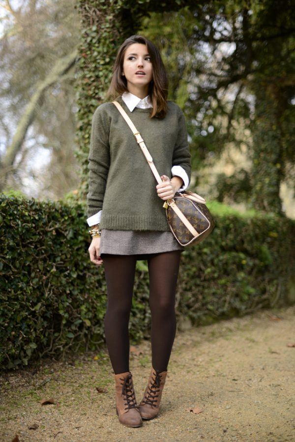 preppy fall look bmodish
