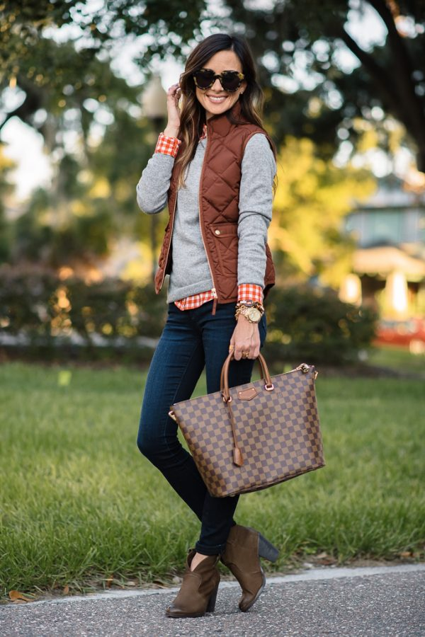 pretty preppy fall fashion bmodish