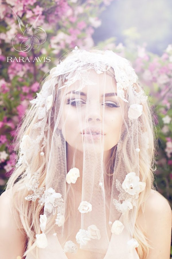rara avis bridal accessories 13 bmodish