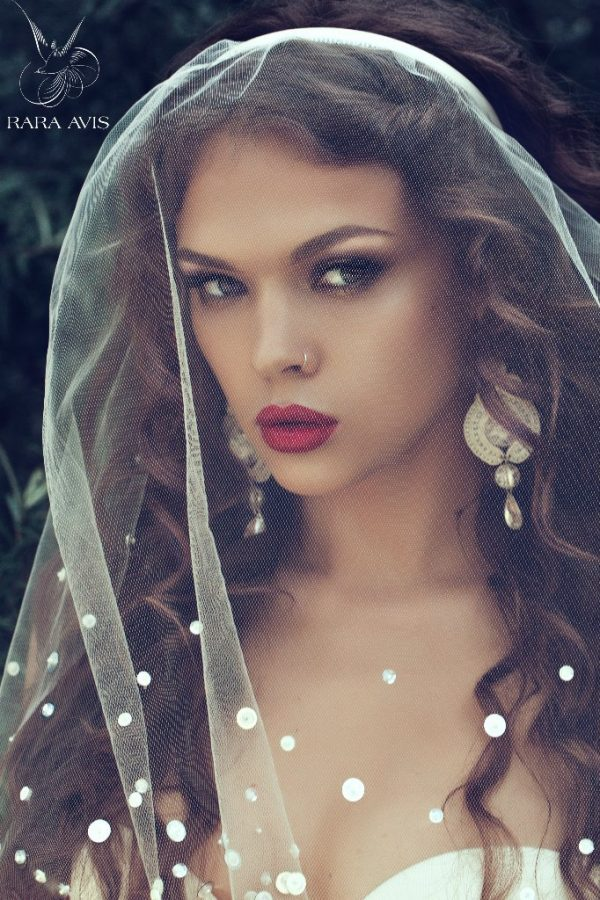 rara avis bridal accessories 4 bmodish