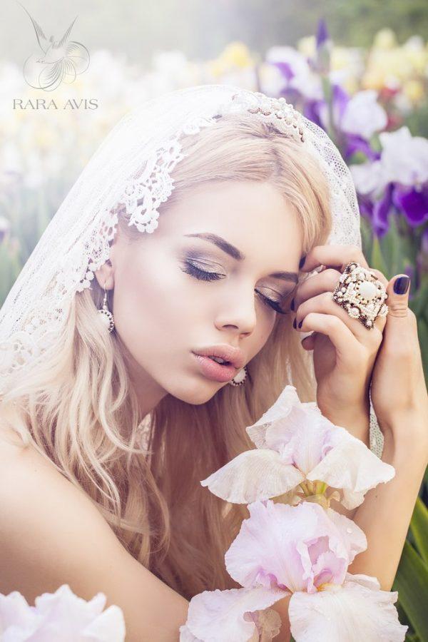 rara avis bridal accessories 8 bmodish