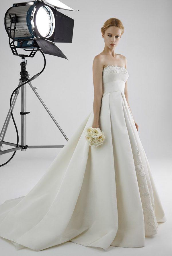 ALESSANDRA FRONT peter langner bridal 2016 bmodish