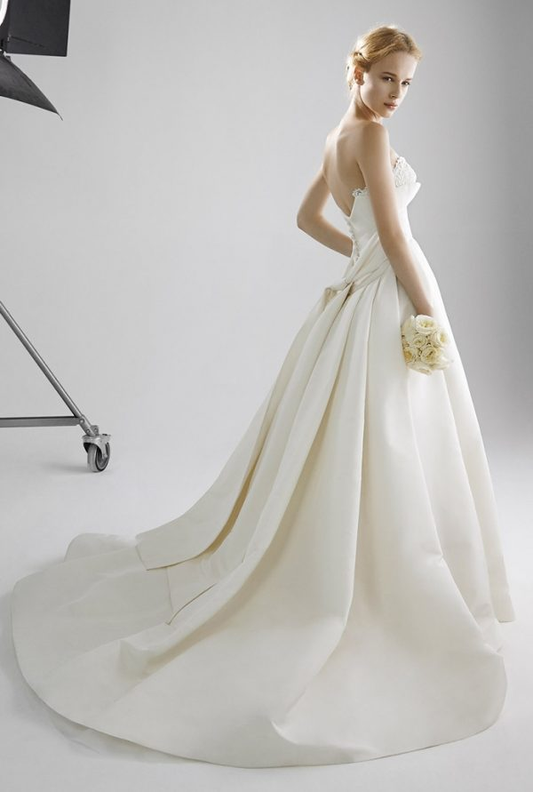 ALESSANDRA_1 peter langner bridal 2016 bmodish