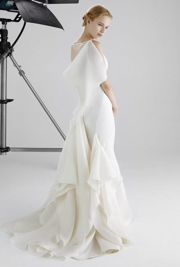 BIANCA DUE BACK peter langner bridal 2016 bmodish