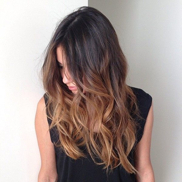 Brown-ombre-balayage-hair-style-for-2015-summer-with-natural-beach-waves-bmodish