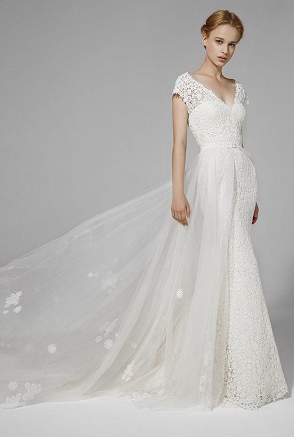 RACHEL DUE FRONT peter langner bridal 2016 bmodish