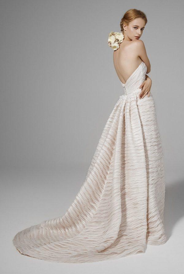 RENE BACK peter langner bridal 2016 bmodish