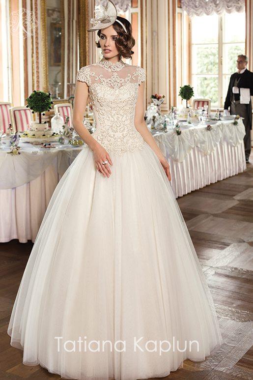 Tatiana Kaplun Bridal 2016 1 bmodish