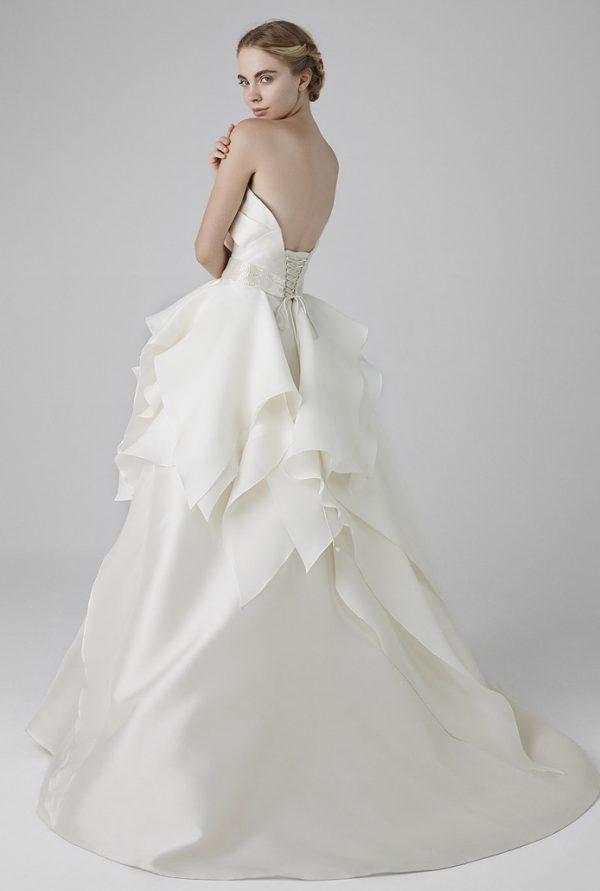 VALERIE BACK peter langner bridal 2016 bmodish
