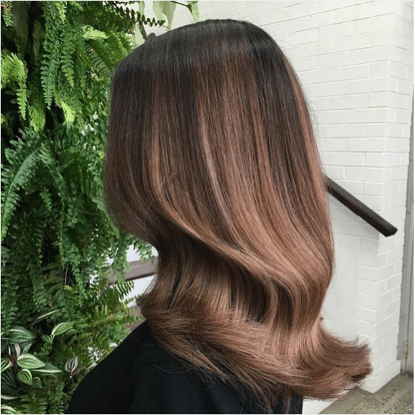 balayage weave hair bmodish