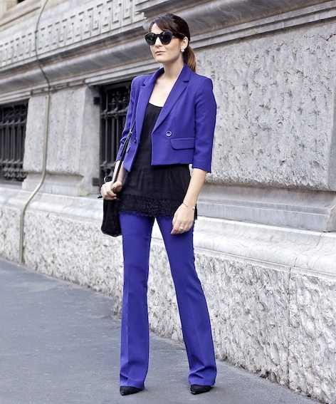 what to wear with blue suit city chic bmodish