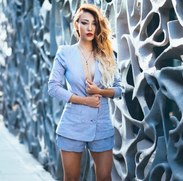 how to wear short suit in summer bmodish