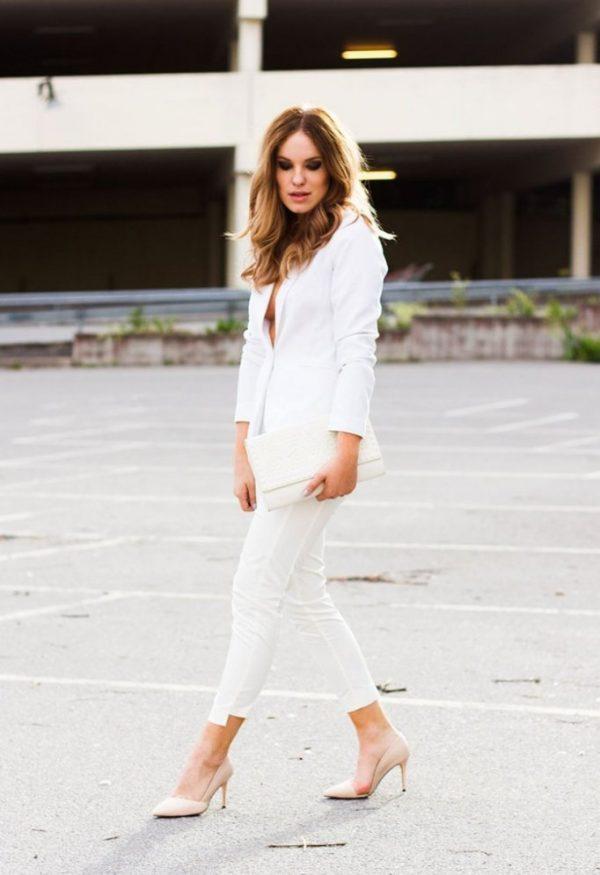 white suit summer fashion bmodish