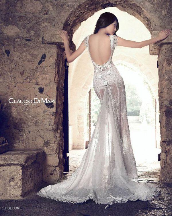 claudio di mari wedding dress 2016 10 bmodish