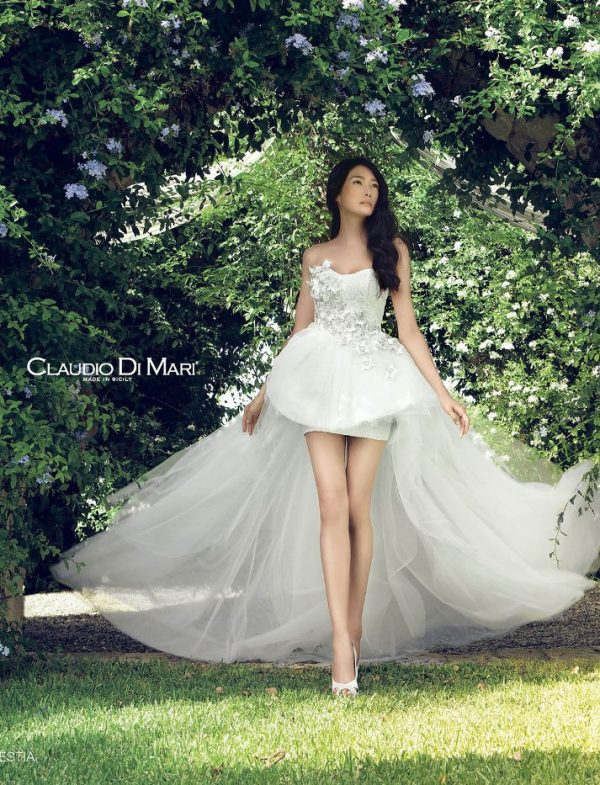 claudio di mari wedding dress 2016 12 bmodish