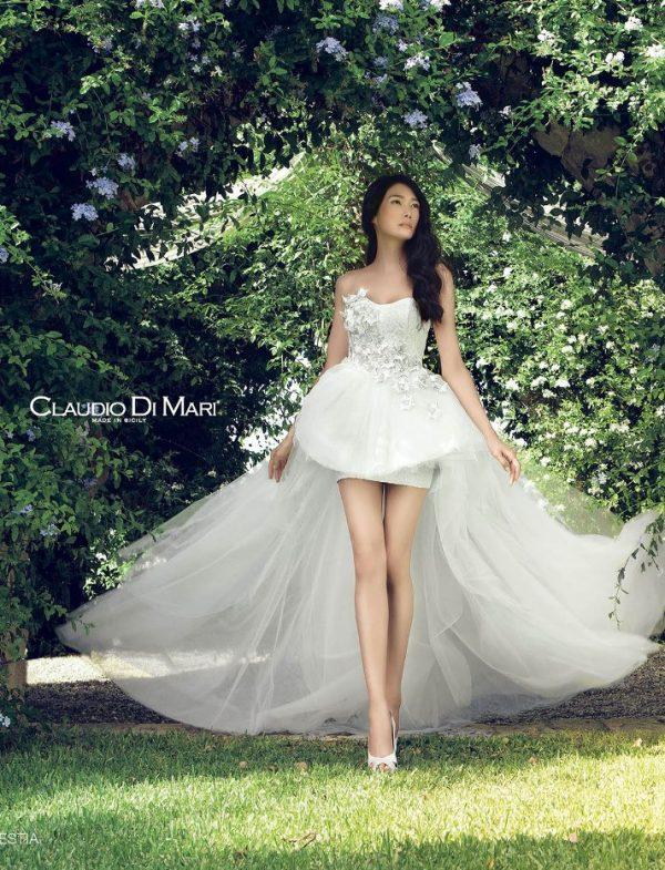 claudio di mari wedding dress 2016 12 bmodish