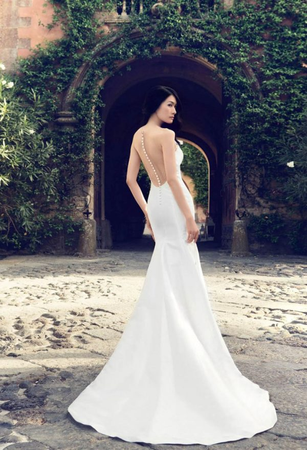 claudio di mari wedding dress 2016 13 bmodish