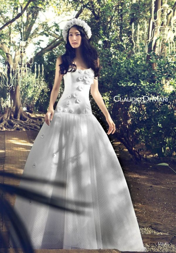 claudio di mari wedding dress 2016 14 bmodish