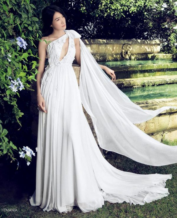 claudio di mari wedding dress 2016 15 bmodish