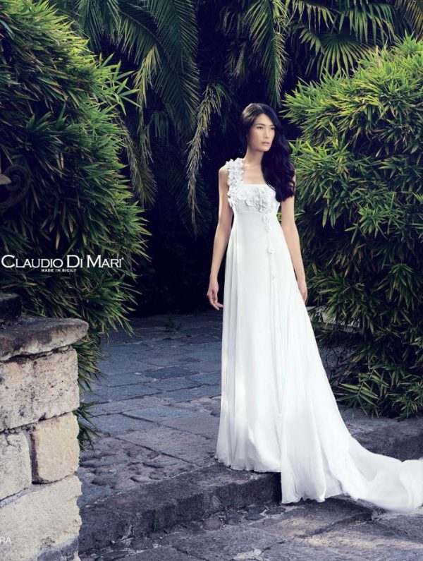 claudio di mari wedding dress 2016 16 bmodish