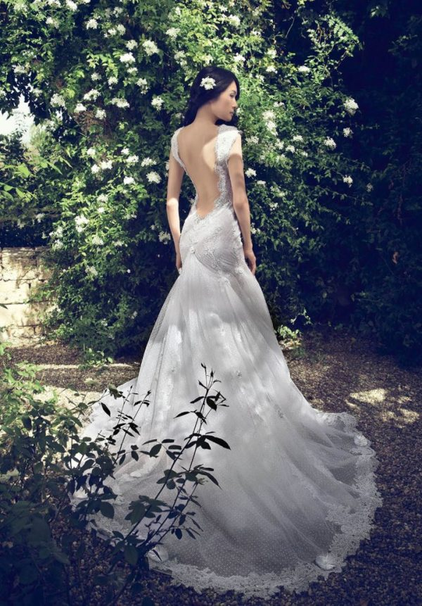 claudio di mari wedding dress 2016 6 bmodish
