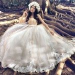 claudio di mari wedding dress 2016 7 bmodish