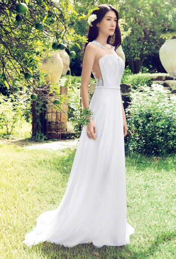 claudio di mari wedding dress 2016 9 bmodish