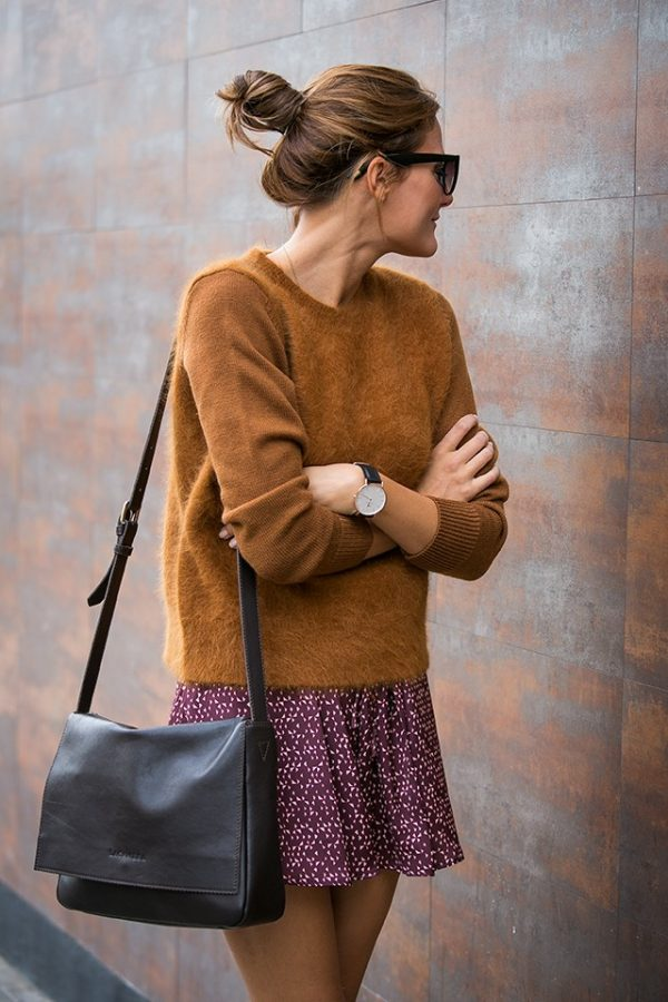 colors-autumn casual outfit bmodish