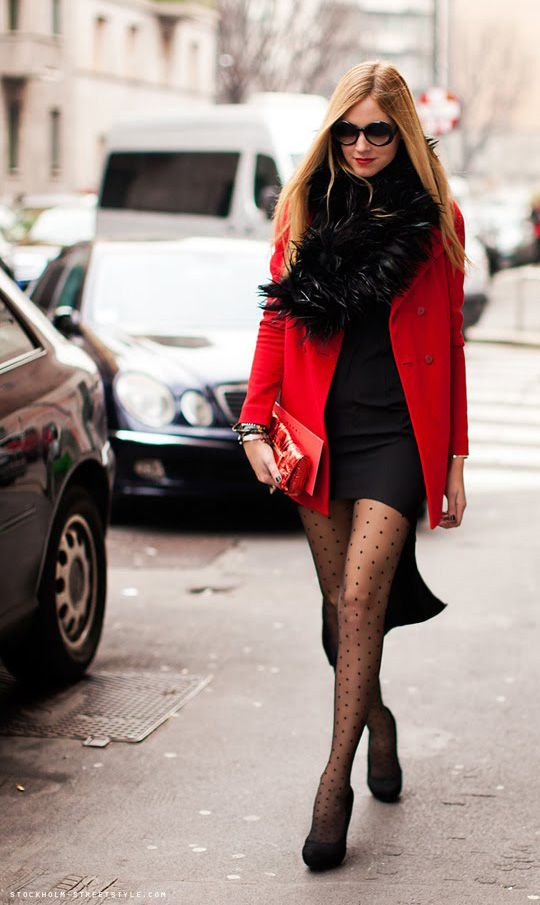 red-coat-with-patterned-tights-bmodish