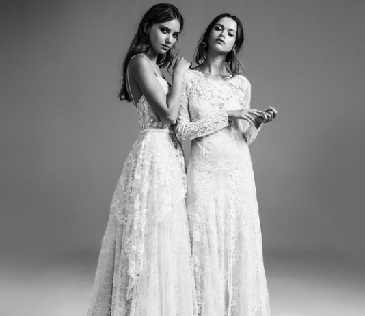 Anais Anette Bridal 2016 collection