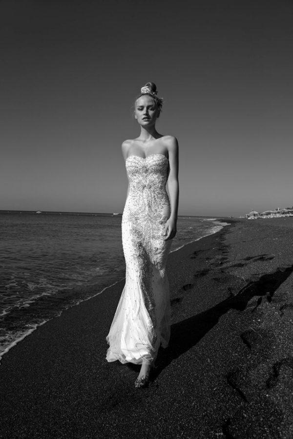 Keren Mor Yossef wedding dress 1 bmodish