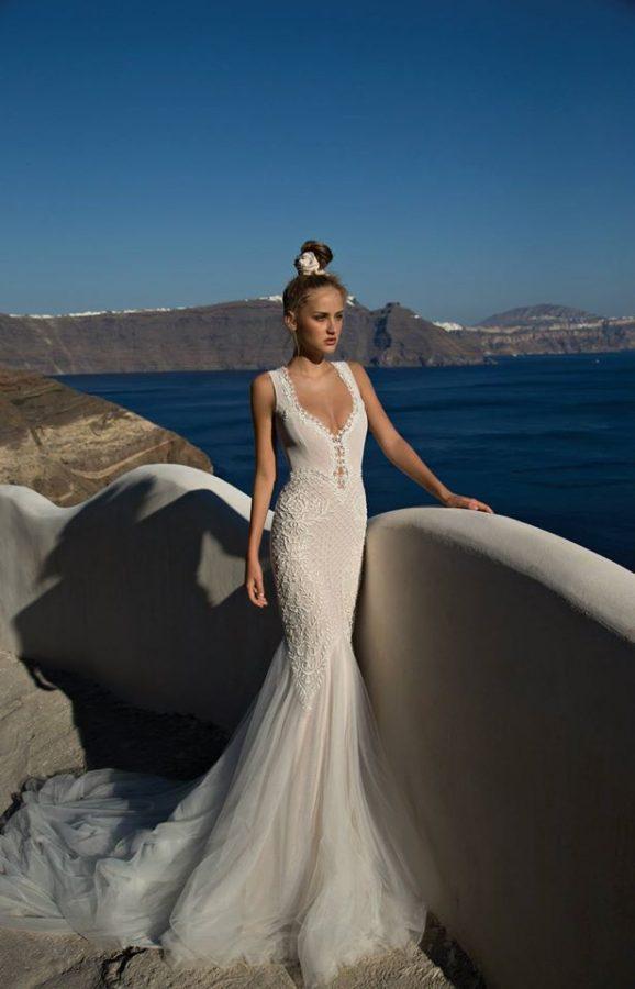 Keren Mor Yossef wedding dress 10 bmodish