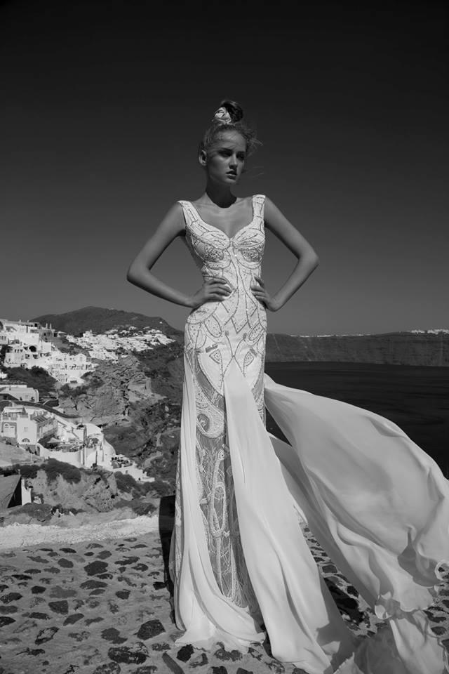 Keren Mor Yossef wedding dress 14 bmodish