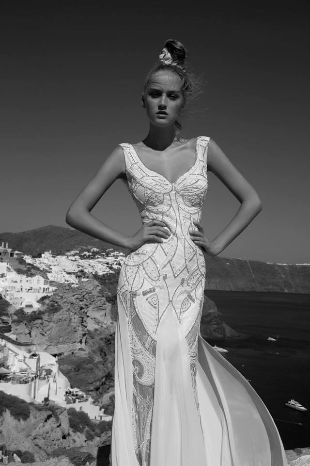 Keren Mor Yossef wedding dress 15 bmodish