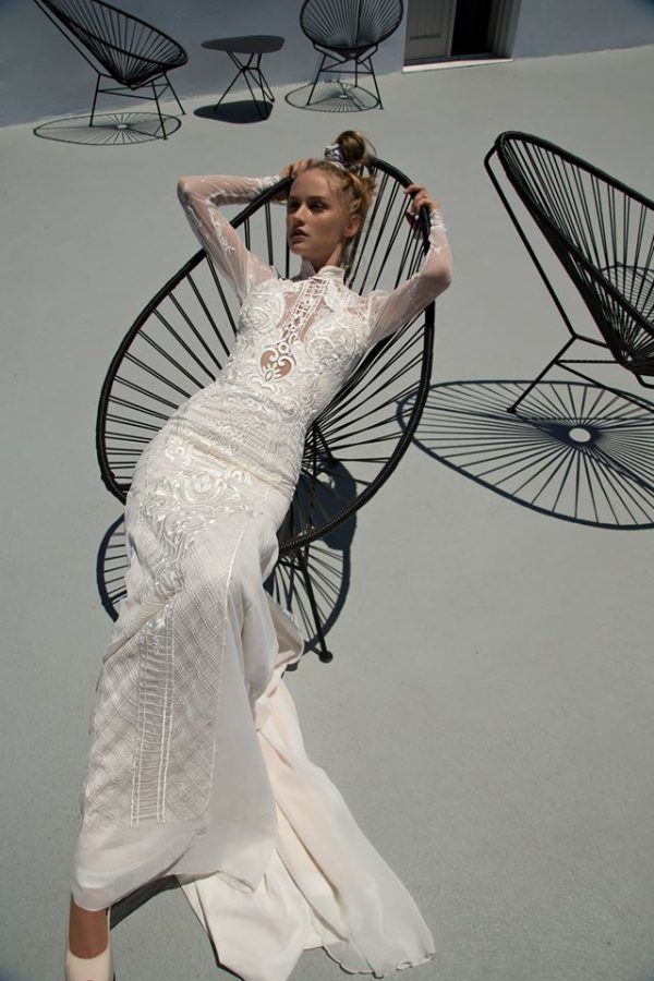 Keren Mor Yossef wedding dress 19 bmodish