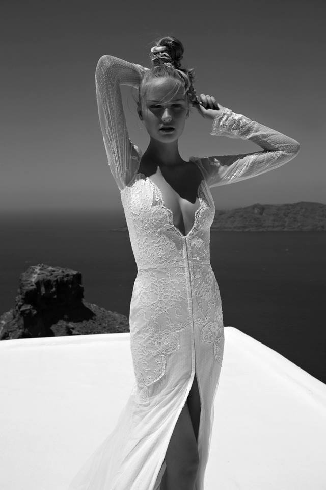 Keren Mor Yossef wedding dress 21 bmodish