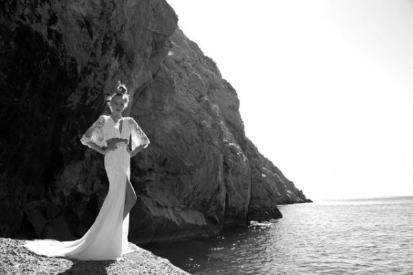 Keren Mor Yossef wedding dress 22 bmodish