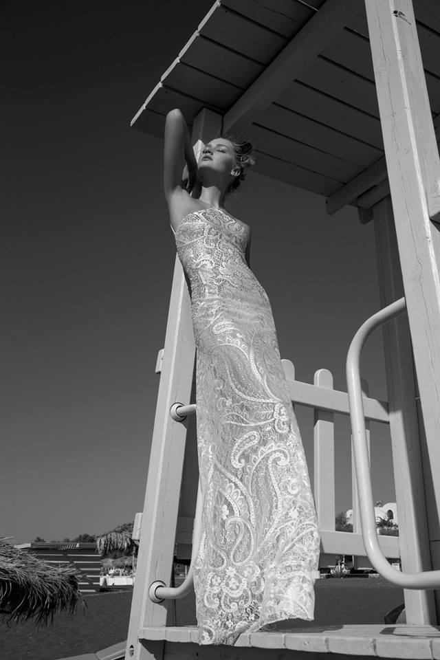 Keren Mor Yossef wedding dress 27 bmodish