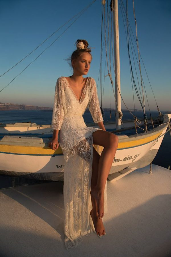 Keren Mor Yossef wedding dress 3 bmodish