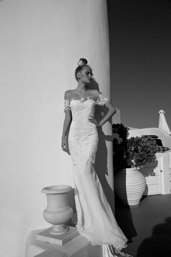 Keren Mor Yossef wedding dress 7 bmodish