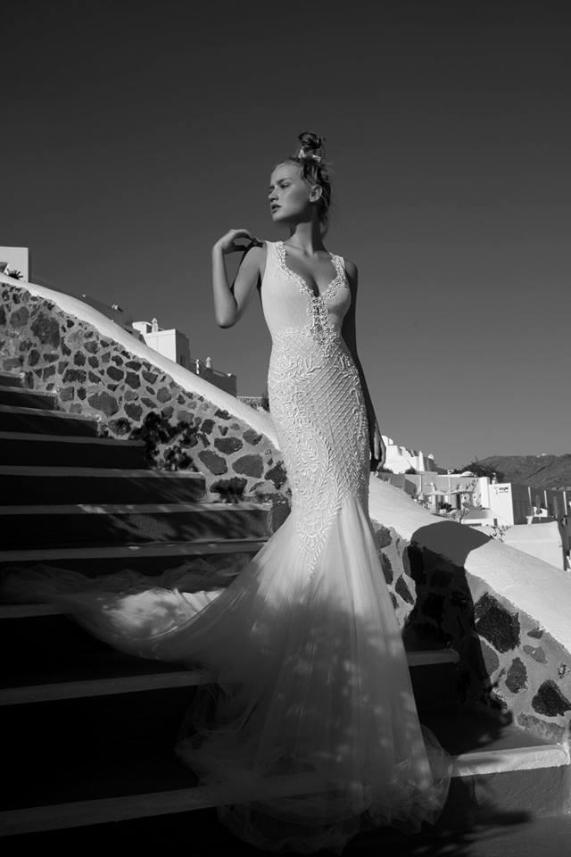 Keren Mor Yossef wedding dress 8 bmodish