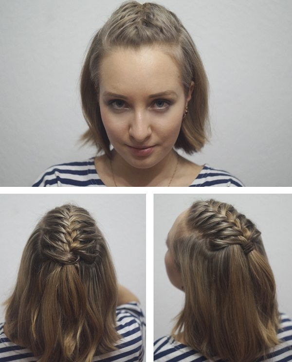 19 Cute Braids For Short Hair You Will Love
