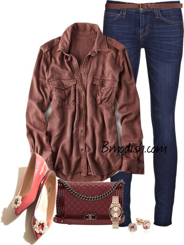 polyvore cute looks for spring bmodish
