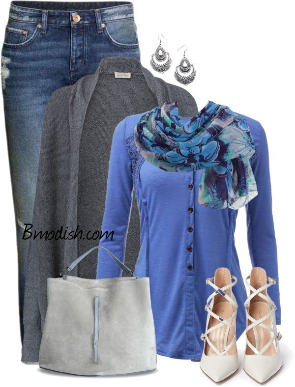 polyvore spring casual outfits bmodish