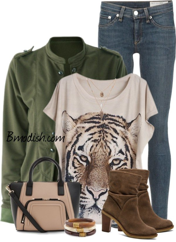 polyvore spring clothing ideas bmodish