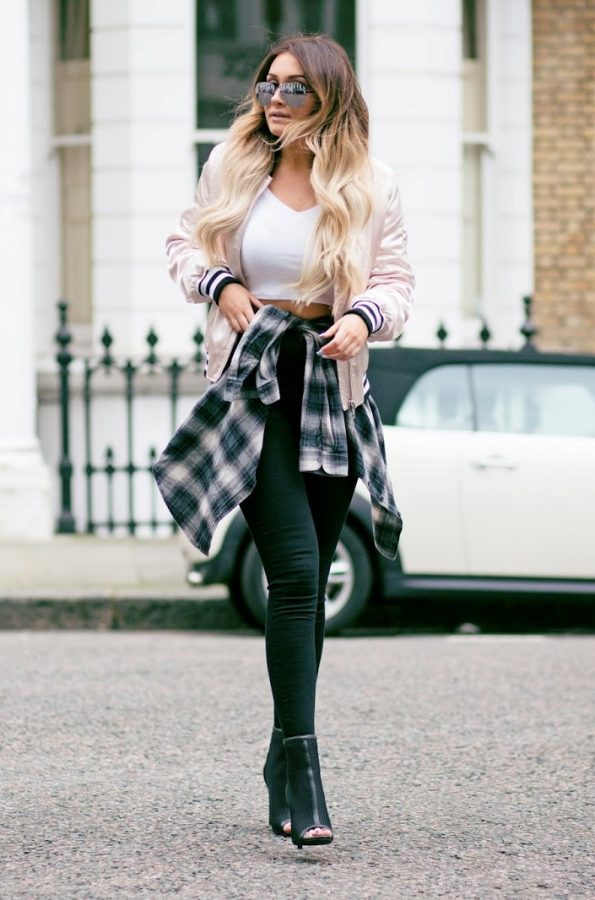 Styling Tips How To Wear Bomber Jacket