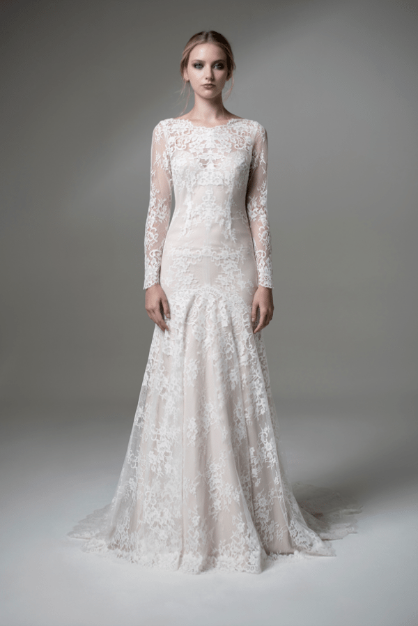 vivien anais anette bridal collection 2016 bmodish